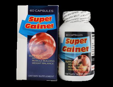 TPCN Super Gainer - Giúp Tăng Cân, Tăng Cơ Hiệu Quả