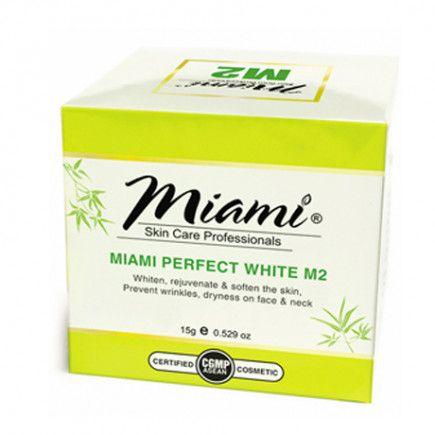 Miami Perfect White M2 - Kem dưỡng trắng da