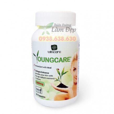 YoungCare - Viên uống collagen chống lão hóa, tái tạo da
