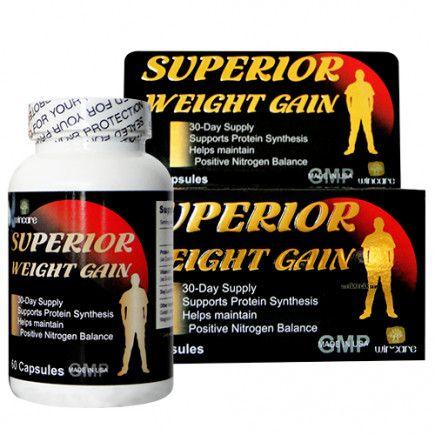TPCN tăng cân Superior Weight Gain - Tăng Cân Tăng Cơ Hiệu Quả