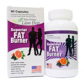 Superior Fat Burner - Giảm Cân Tinh Chất từ Trái Bưởi