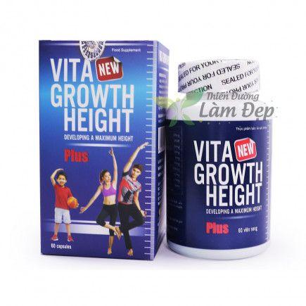 Vita Growth Height - Cao hơn, vượt trội hơn