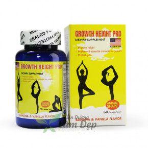 Growth Height Pro - Cải Thiện Chiều Cao Hiệu Quả