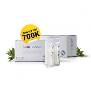 COLON Bào tử lợi khuẩn cho người bị viên đại tràng cấp/mãn tính