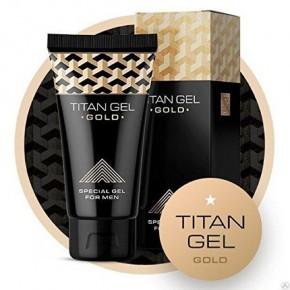 TITAN GEL GOLD - Khủng hơn so với trước đây