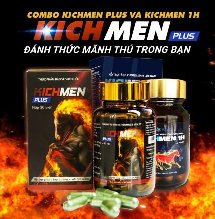 Combo Kichmen 1h & KichmenPlus