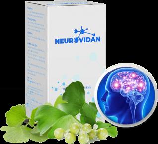 Neurovidan Xóa bỏ nỗi lo thiểu năng tuần hoàn não