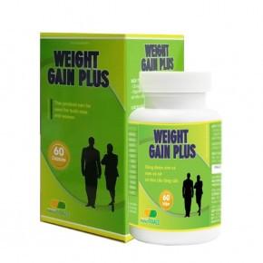 Weight Gain Plus Cải thiện thân hình gầy nhom, Tăng cơ bắp Hiệu Quả