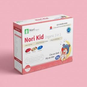 Bào Từ Lợi Khuẩn Nori Kid Organic 3 in 1 Công nghê từ tào biển Nhật – Yến Xào