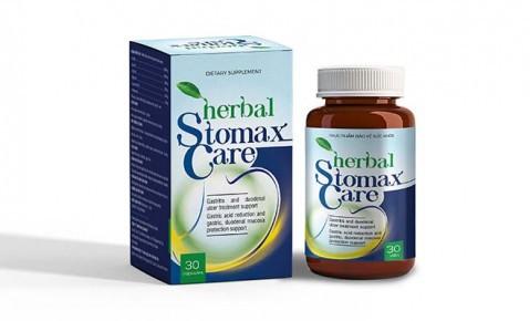 Herbal Stomaxcare - Không còn viêm loét dạ dày - tá tràng