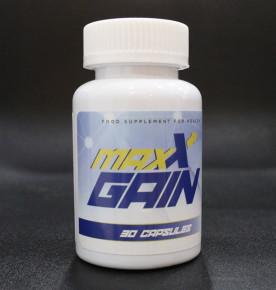Viên tăng cân Maxx Gain giúp tăng cân, tăng cơ bền vững