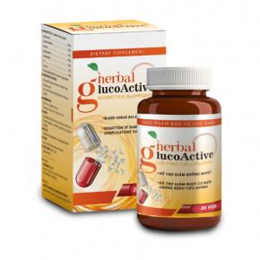 Herbal Gluco Active kiểm soát tiểu đường trong tầm tay bạn